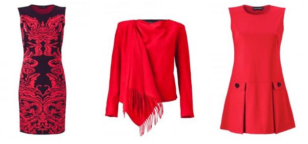 eyecatcher im schnee rote kleider gegen den winterblues. Black Bedroom Furniture Sets. Home Design Ideas