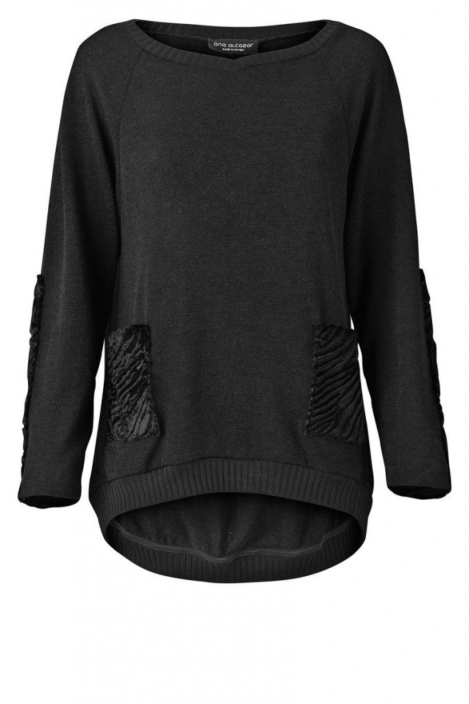 pullover schwarz beckham