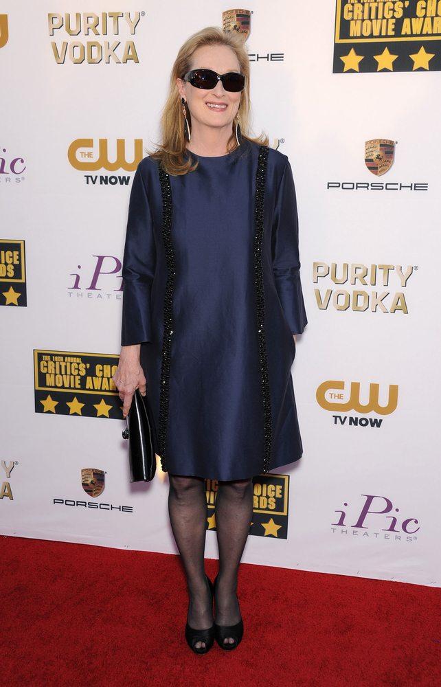 aussehen wie Meryl Streep