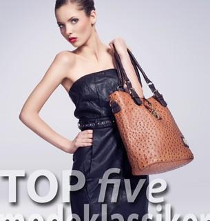 top 5 Modeklassiker