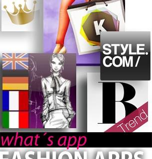 Fashion Apps ana alcazar