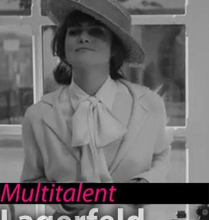 Keira Knightley als coco Chanel