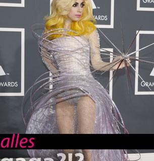 Lady Gaga ana alcazar