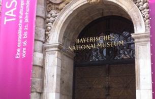 Taschenausstellung Bayerisches Nationalmuseum