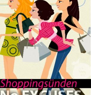 Shoppingsünden Infografik