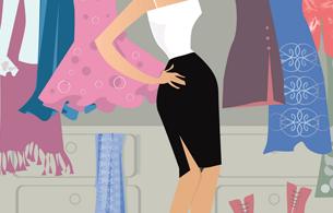 Kleiderschrank misten mit ana alcazar