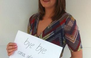 Julia verabschiedet sich vom ana alcazar Blog
