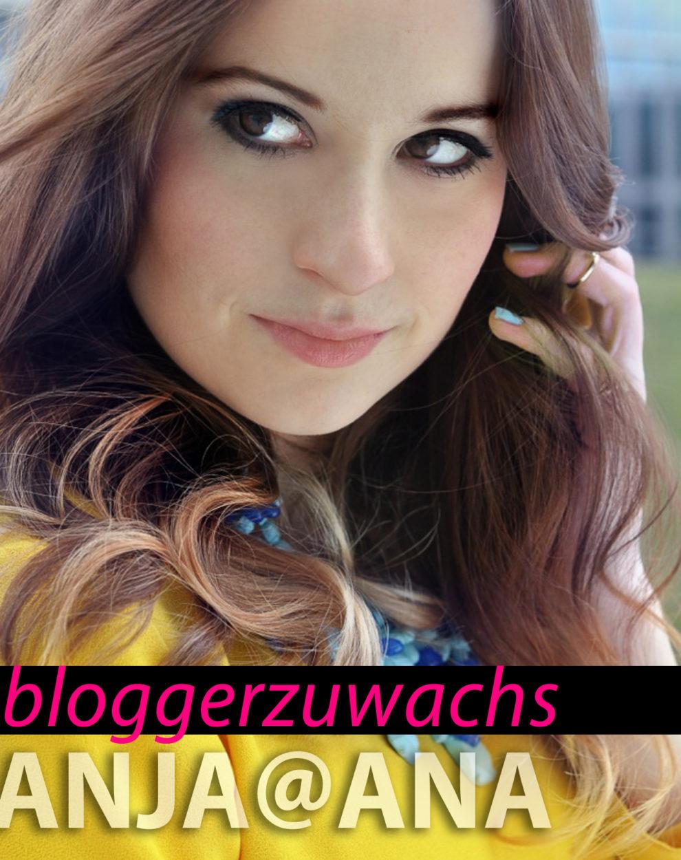 Bloggerzuwachs bei ana