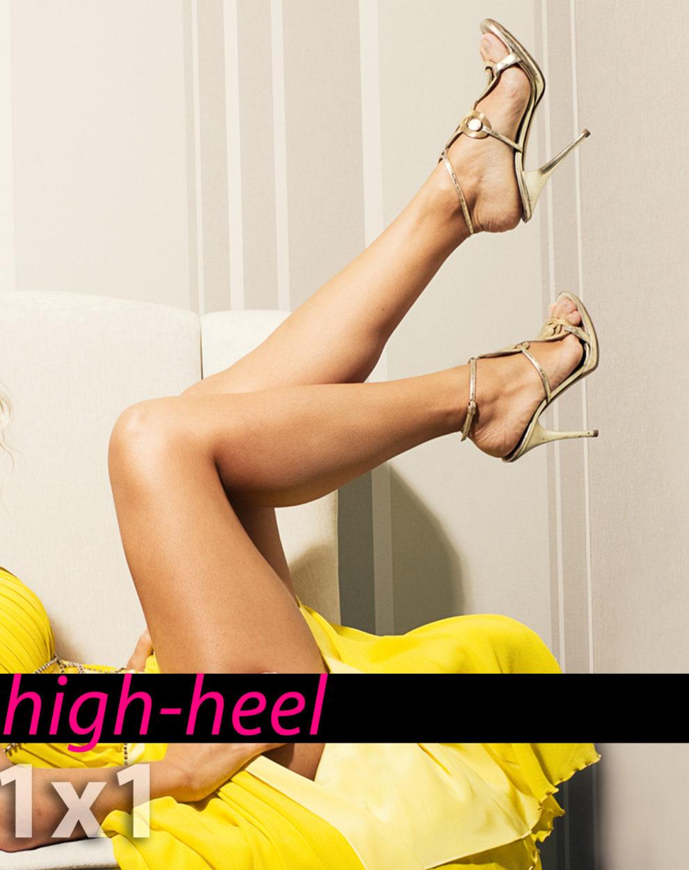 High Heel Einmaleins