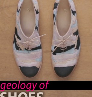 geology of shoes