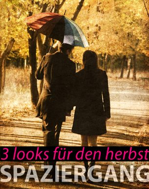 herbstspaziergang outfits