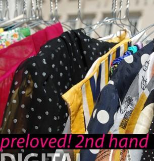 preloved second hand