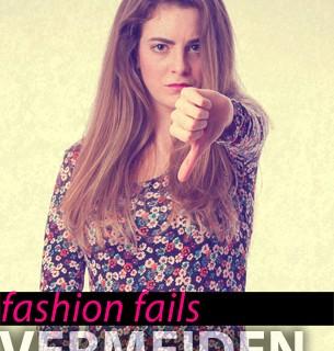 fashion faux pas