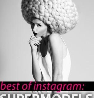 best of instagram supermodels