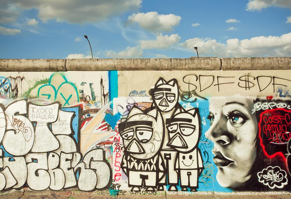 Grafitti-Berlin