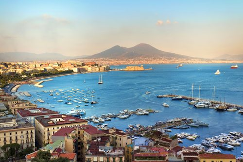 Neapel-Panorama