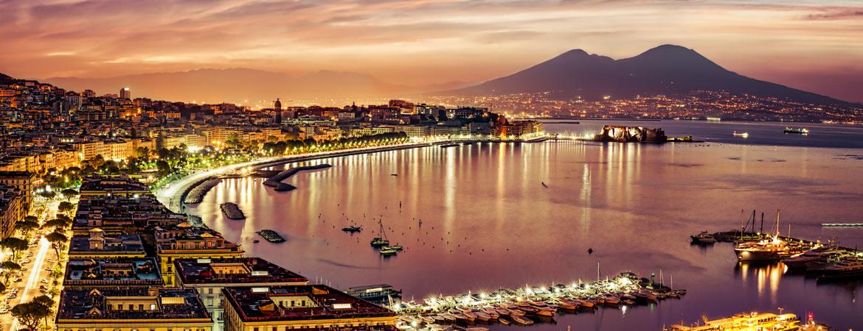 Städtereise Neapel 4 Tage In Der Küstenstadt Am Vesuv Ana