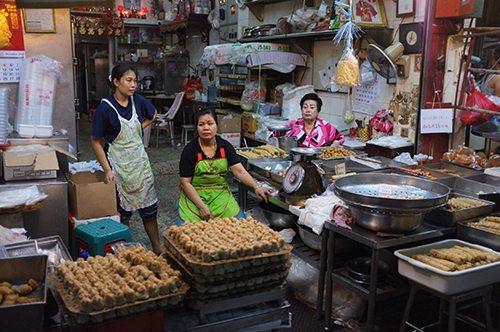 Chinatown-Markt