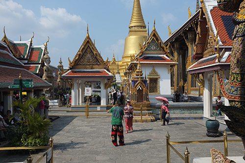 Koenigspalast-Thailand