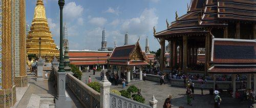 Palast-Bangkok