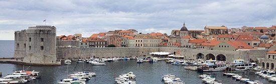 Hafen-Dubrovnik