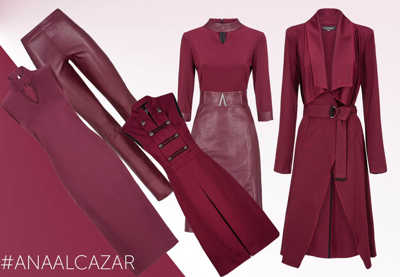 Colour Update Bordeaux Ana Alcazar Blog