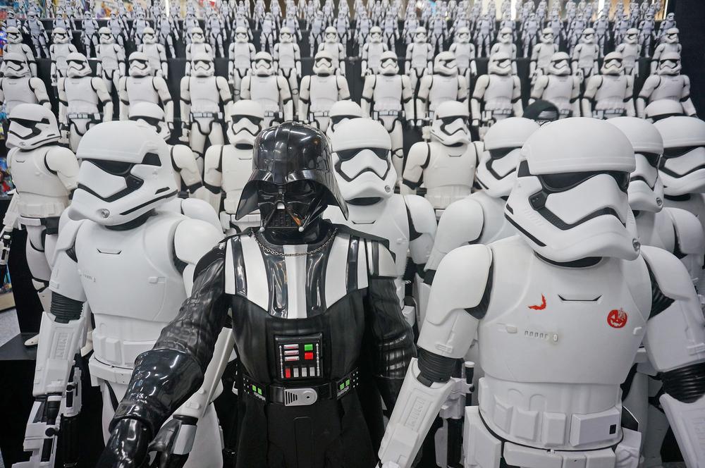Storm Trooper lebensgroß
