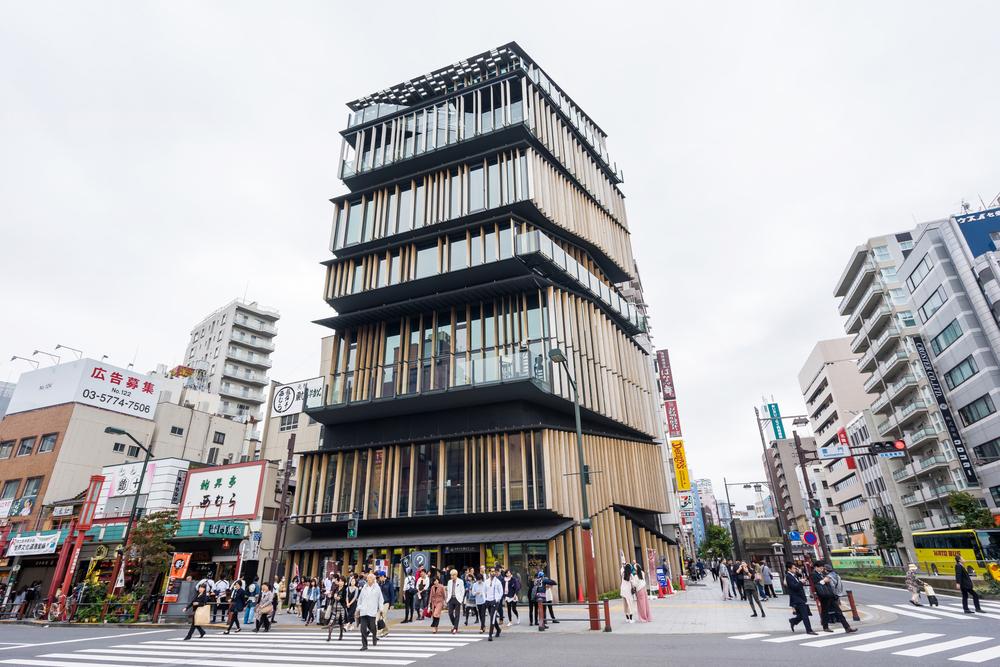 Asakusa Culture Center