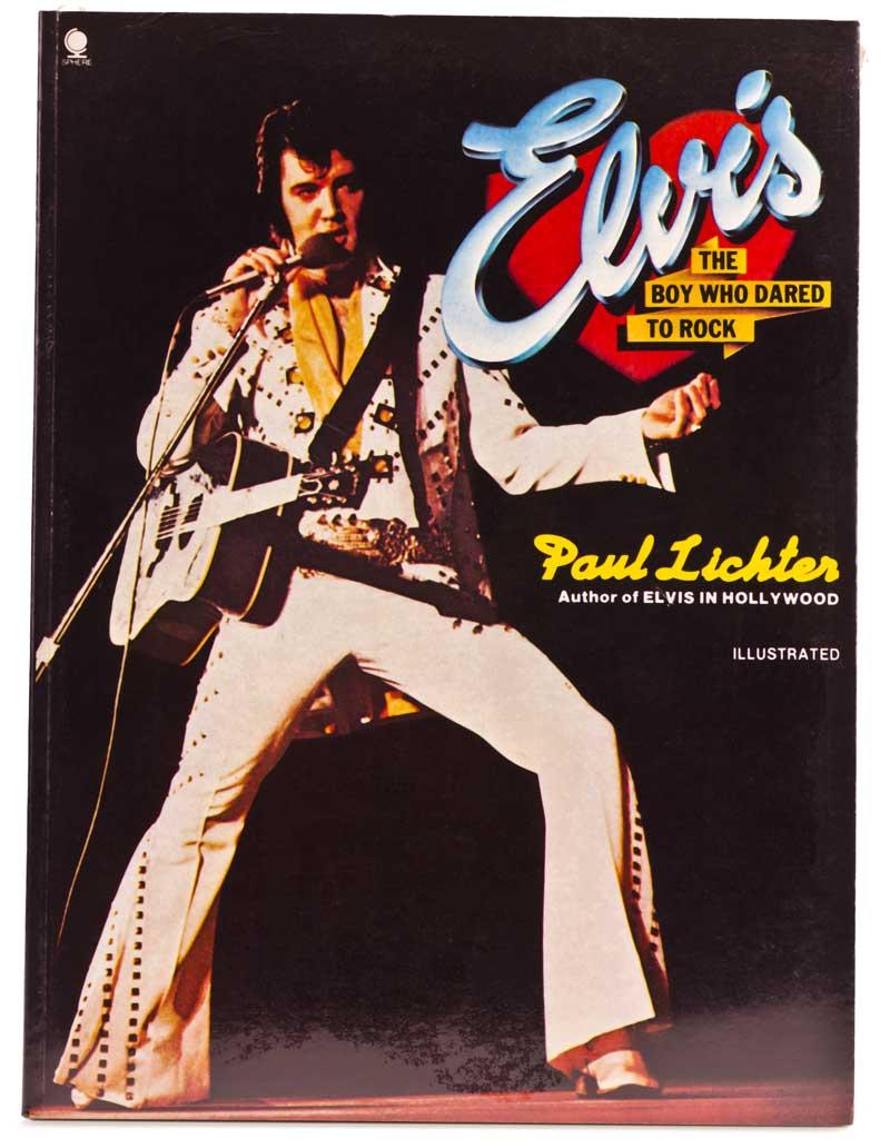 Elvis in Overall