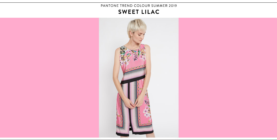 Pantone Farbtrend Sommer 2019 Sweet Lilac bei Ana Alcazar