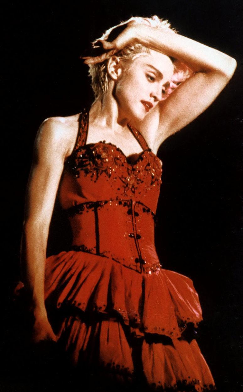 Madonna in den 1980er Jahren