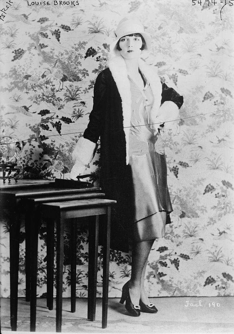 Louise Brooks in den 20er Jahren