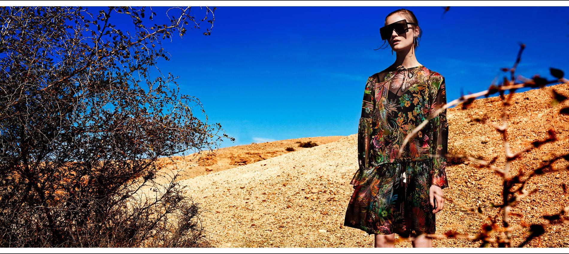 Kurze Sommerkleider bei Ana Alcazar