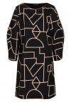 Graphic Dress Bagy