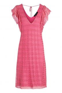 Ana Alcazar Frilly Dress Natessa