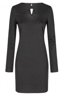 Ana Alcazar Cut Out Dress Dremowy