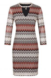 Ana Alcazar Knitted Dress Goslyn