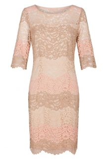 Ana Alcazar Tunic Dress Rose Flacona