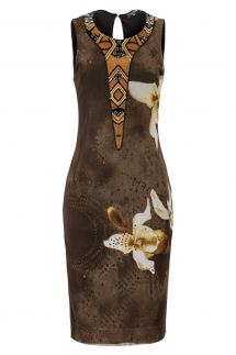Ana Alcazar Print Dress Gwiny