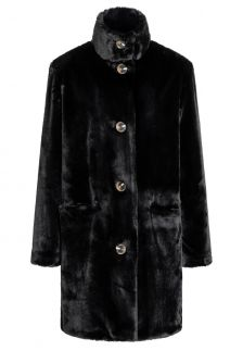 Fake Fur Coat Bacas