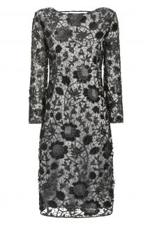 Ana Alcazar Black Label Lace Dress Juvenilia