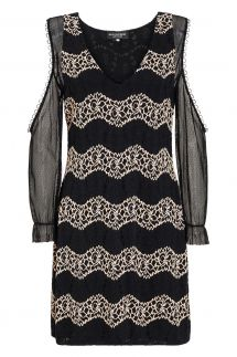Ana Alcazar Crochet Dress Leandry