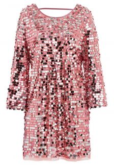 Ana Alcazar Glam Sequin Dress Rhetas Rose