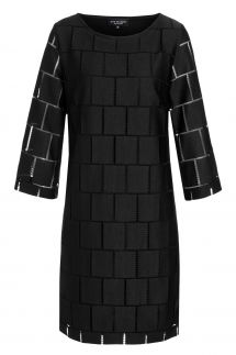 Ana Alcazar Tunic Dress Samyle Black