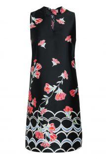 Ana Alcazar A-Shaped Dress Sefata Black