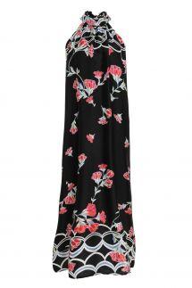Ana Alcazar Maxi Dress Sefada Black