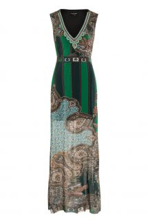 Ana Alcazar Maxi Dress Shakine