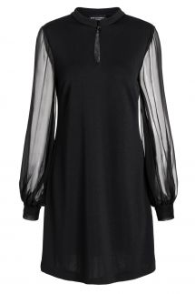 Ana Alcazar Chiffon Sleeve Dress Wammy