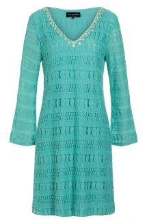 Ana Alcazar Tunic Dress Zefy Mint