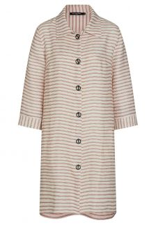 Ana Alcazar Blouse Dress Zemla Dark-Beige
